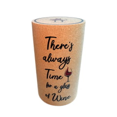 Banco Rolha de Vinho - Always Time